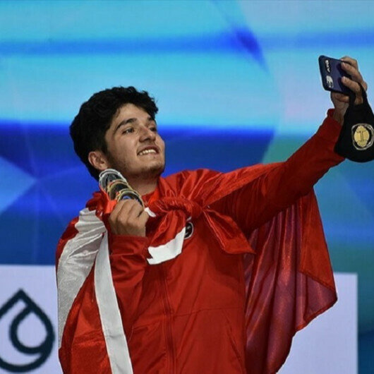 Turkey bags 18 medals at World Weightlifting Championships