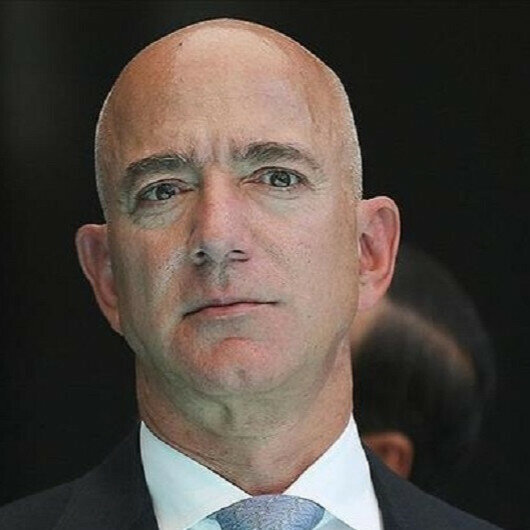 Mystery bidder buys $28M space ride with Amazon founder Jeff Bezos