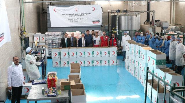 Turkey to send 10 truckloads of aid to Gaza