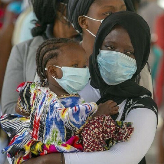 COVID-19 cases in Africa up by 30% in past week