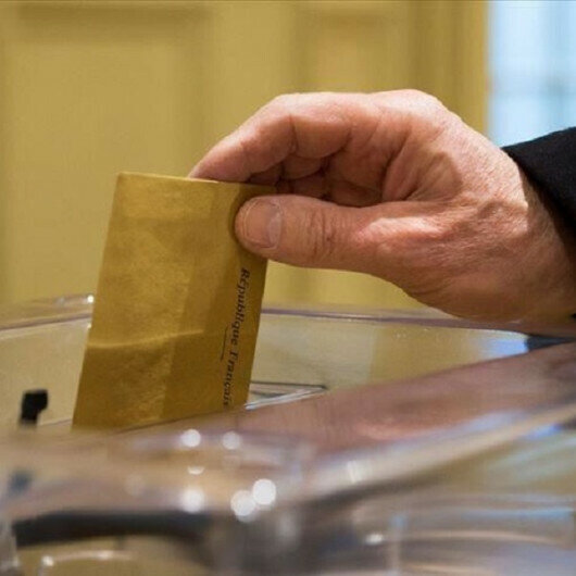 Low voter turnout expected in regional elections in France