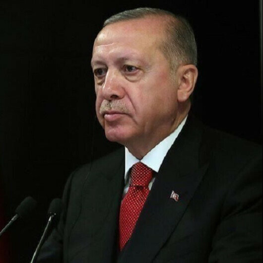 Turkish president marks Father's Day