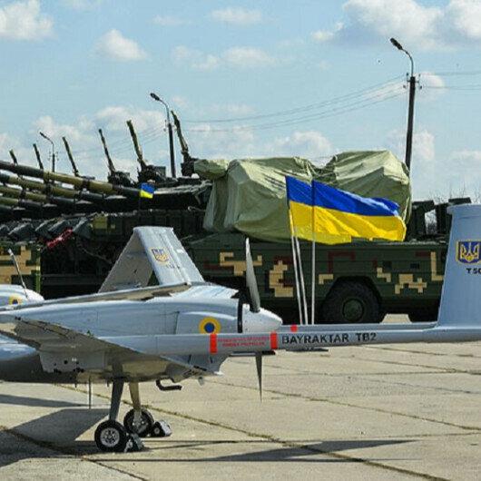 'Ukraine buying Turkish drones to defend itself'