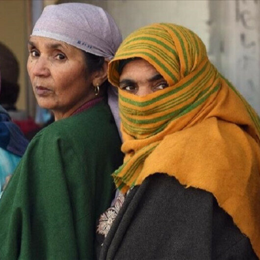 Pakistan urges world to end 'sexual crimes' against Kashmiri women