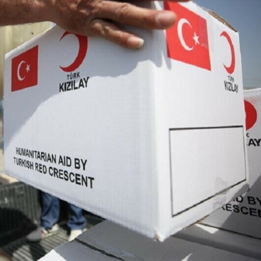Turkish charity continues to support those under temporary protection