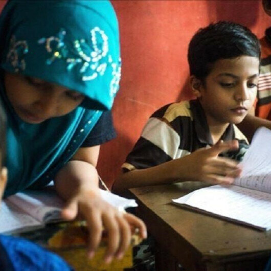 Rohingya in Bangladesh frustrated with lack of formal education