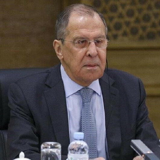 Russia's Lavrov, OSCE discuss Ukraine in Moscow meeting