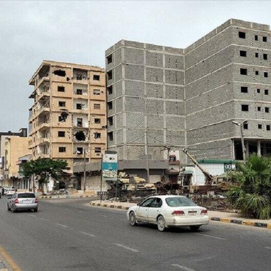 Haftar's militia reopens coastal road connecting Libya's east, west