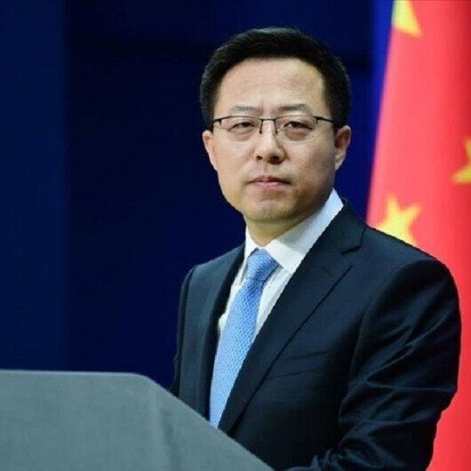 China urges US to 'reflect on its labor rights'