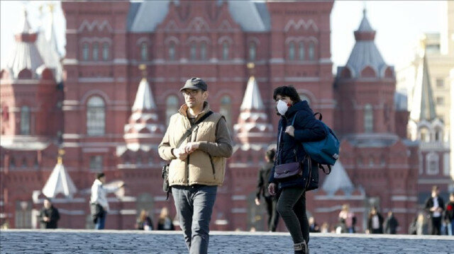 Russia registers highest single-day COVID-19 deaths since Feb. 11