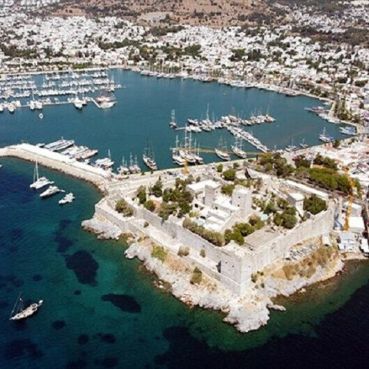 Turkish resort Bodrum takes action as Sea of Marmara mucilage spreads