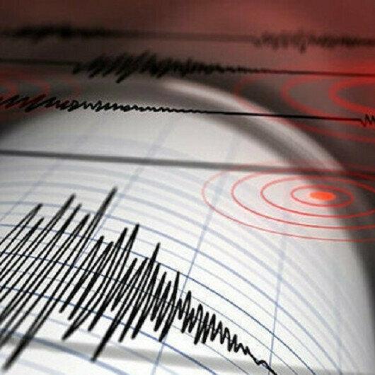 Magnitude 4.2 quake strikes near Iran's border with Turkey