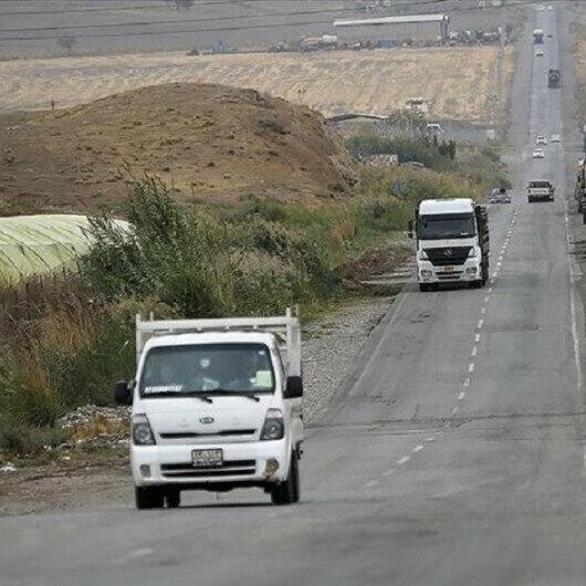 PKK/YPG terror group closes N.Iraq-Syria border gate to civilian crossings