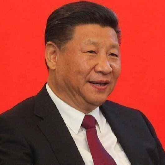 Chinese president speaks with astronauts in space station