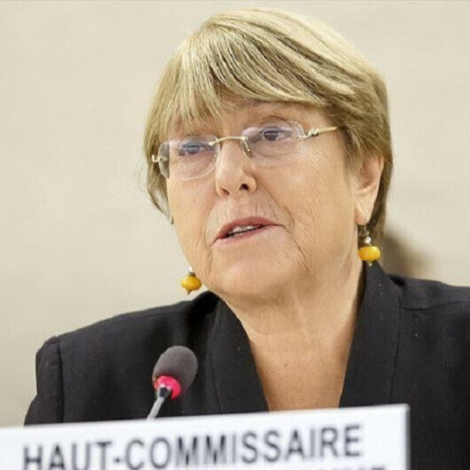 UN rights chief urges Iran to ensure rights of lawyers, journalists, writers, artists
