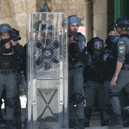 Dozens of Israeli settlers storm Al-Aqsa complex in Jerusalem