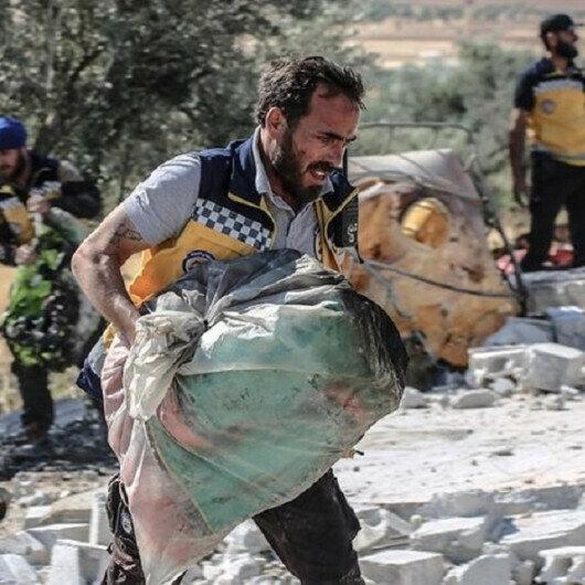 Regime shelling kills two civilians in Syria's Idlib