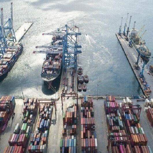 Turkey's foreign trade gap at $4.1B in May