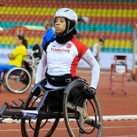 Turkish paraathlete bags silver at Euro Championships
