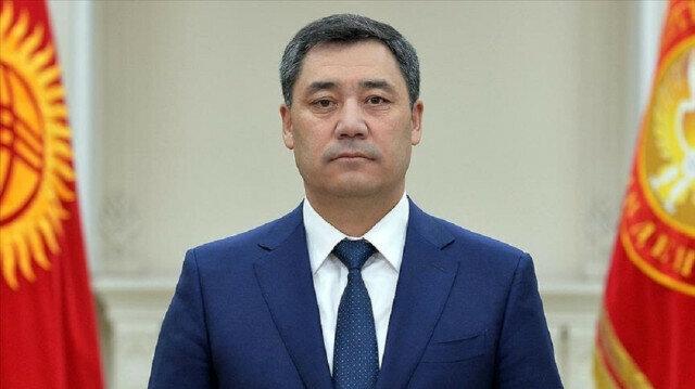 Kyrgyzstan's president Sadyr Japarov