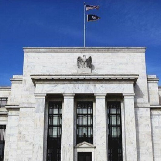US Fed says upside risks to inflation rose in near-term