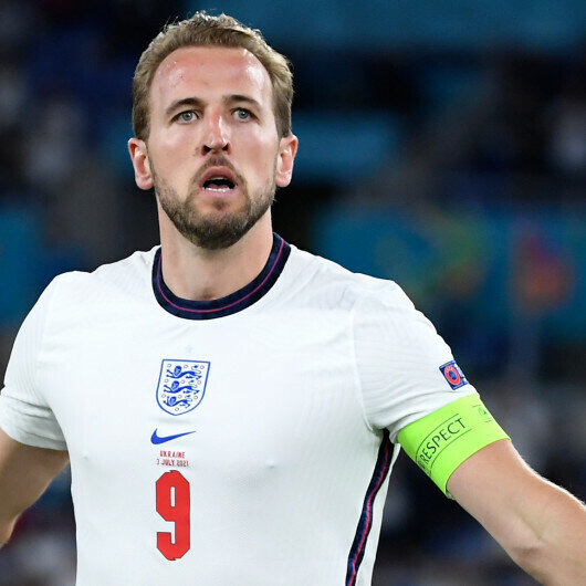 Harry Kane eyes history for England in EURO 2020 final
