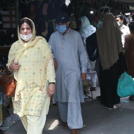Pakistan reports highest daily COVID-19 cases since May 30