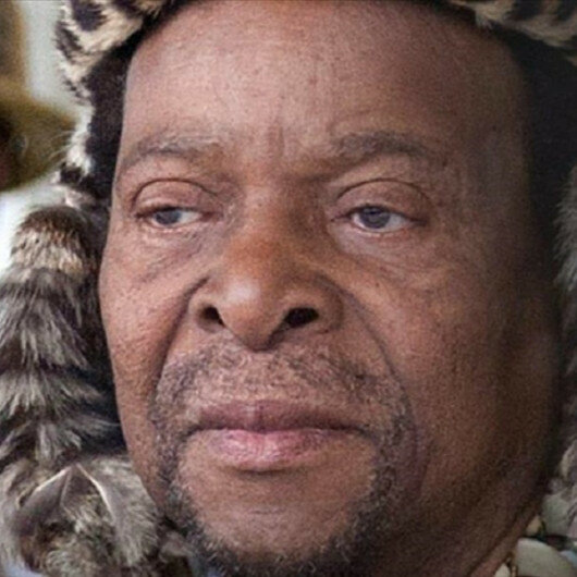 Zulu king appeals for calm amid sporadic looting, violence in South Africa