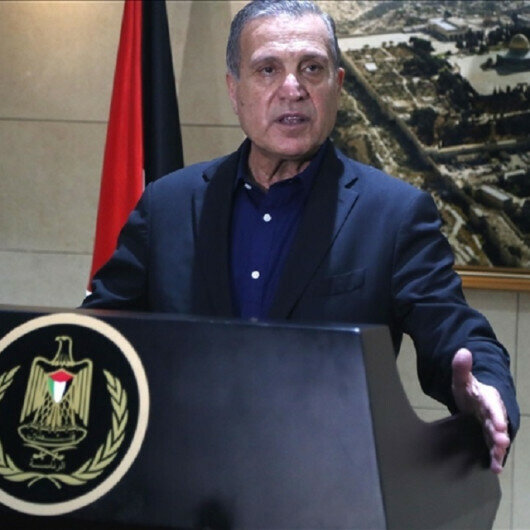 Palestine decries 'dangerous' Israeli escalation in Jerusalem