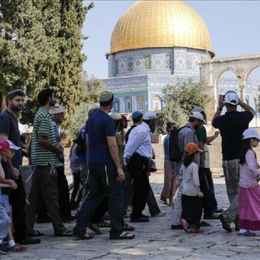 Jordan condemns Israeli settler incursions into Al-Aqsa complex