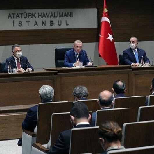 Turkish Cypriots fighting for equality, justice for more than half century, says Erdoğan