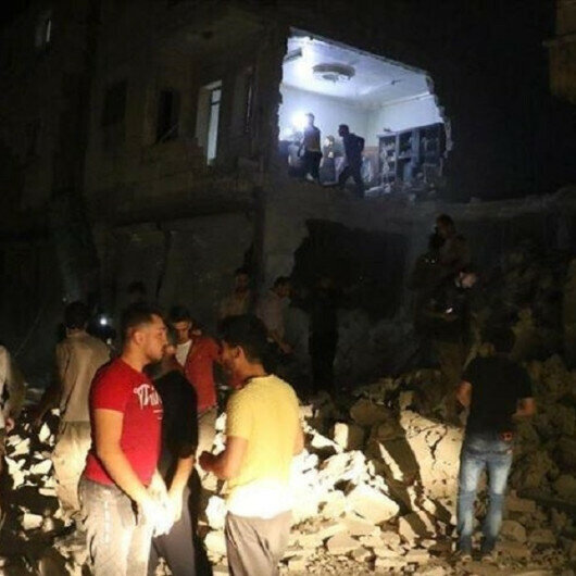 Two Syrian National Army soldiers killed in attack by regime forces