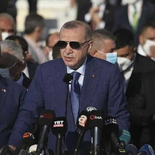 Turkey ready to discuss Afghan peace process with Taliban, says Erdoğan