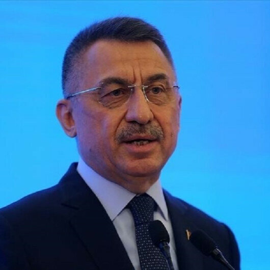 Turkish vice president condemns EU ruling on headscarf ban