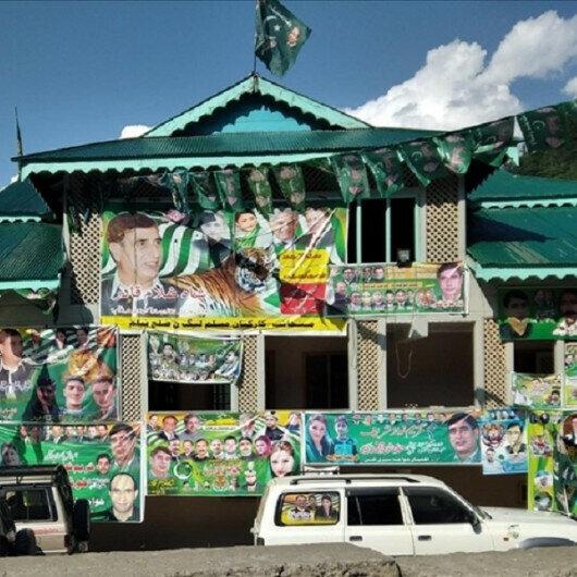 Close race between 3 Pakistani political parties in Kashmir polls