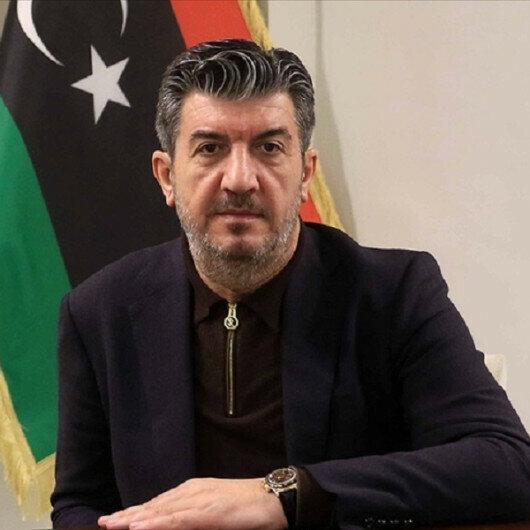 'Turkey could lead reconstruction era in Libya'