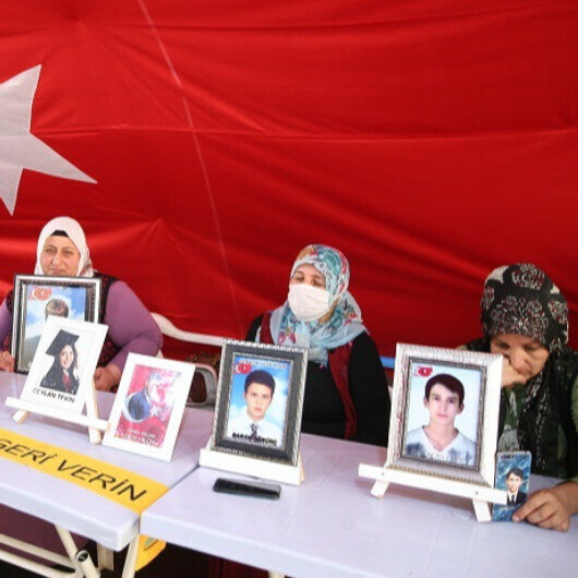 Turkish sit-in families want their children to return during Eid al-Adha holiday