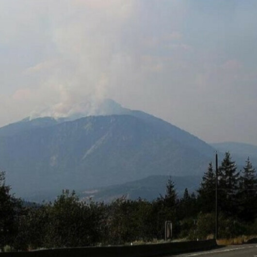 Canada province declares state of emergency due to raging wildfires