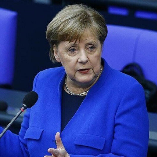 German chancellor hails Nord Stream 2 deal but admits differences remain