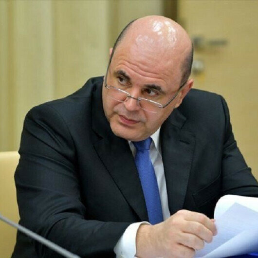 Russian premier says coronavirus situation in Russia remains tense