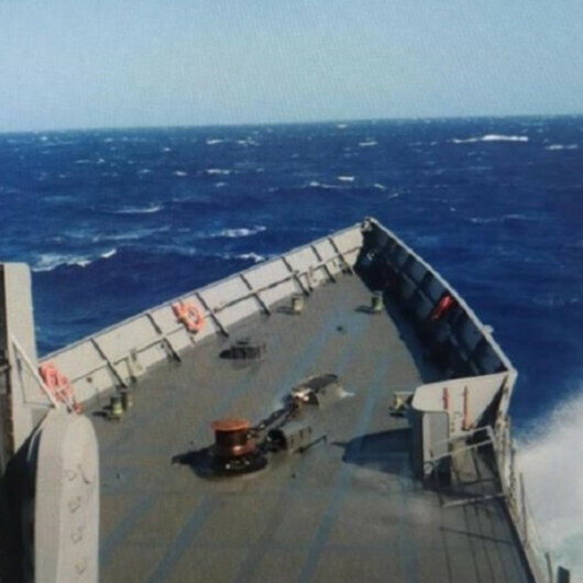 Boat carrying 45 Syrian refugees sinks southeast of Crete Island