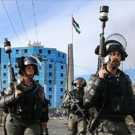 Dozens of Palestinians hurt by Israeli army fire in West Bank