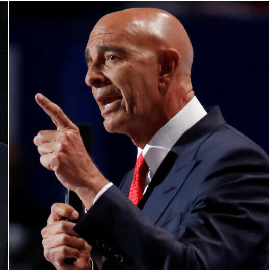 Trump ally Tom Barrack released from jail on $250M bail