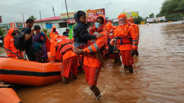 Death toll from rain-related incidents in western India rises to 136