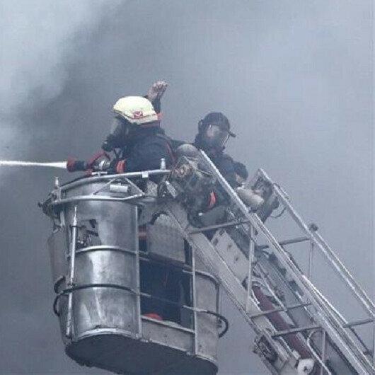 Fire at warehouse kills 14 in northeastern China