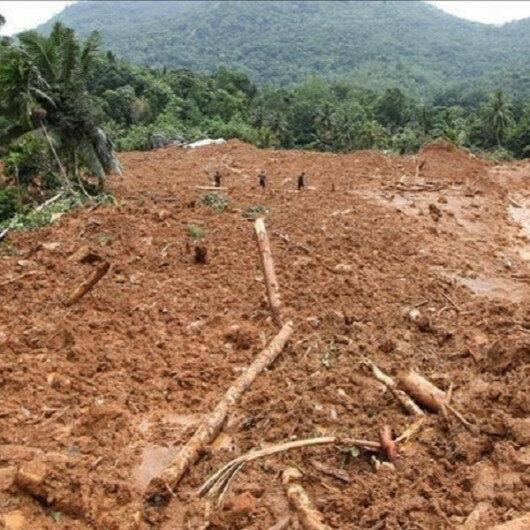 Nine tourists dead after landslide in northern India