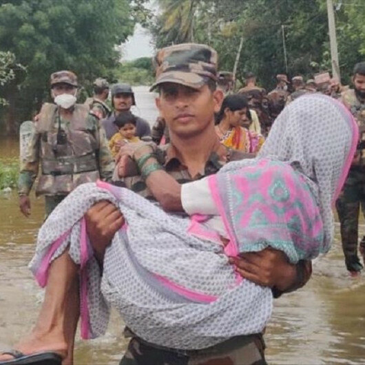 Fatalities reach 164 after heavy rains hit western India