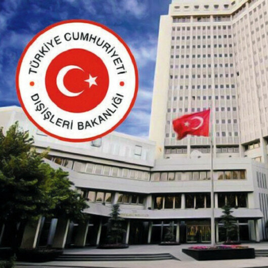 Turkey 'deeply concerned' about suspension of Tunisia's parliament