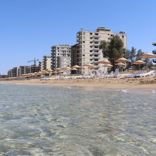 PM says 3.5% section of former 'ghost town' reopened in Northern Cyprus