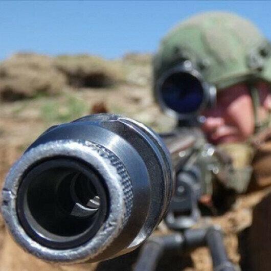 Turkey 'neutralizes' two PKK terrorists in domestic operation